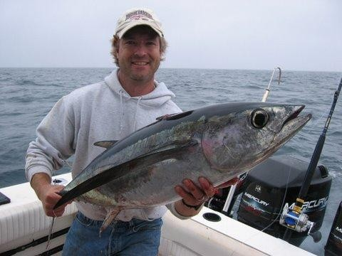Albacore Fishing and More