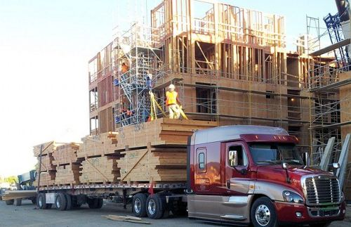 Then delivered to your job site according to your production schedule, ready to assemble by your crew.