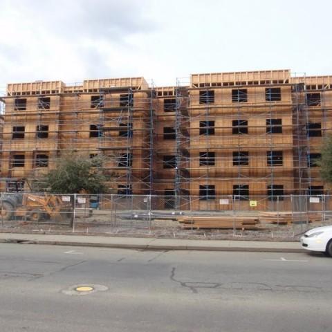 U.C. Davis Student Housing