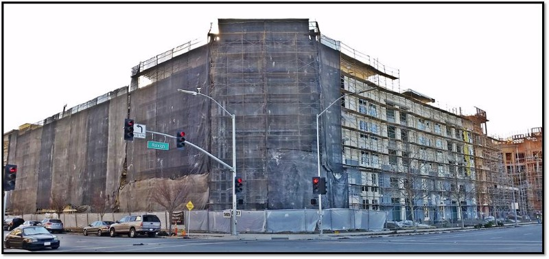 Village Park - San Jose, California - BROWN CONSTRUCTION, INC.