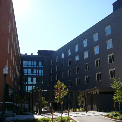 University of Oregon Residence Hall