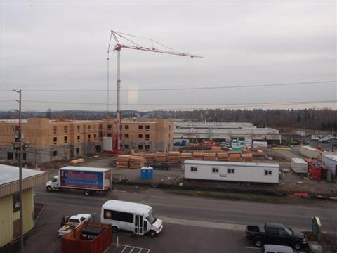 Candlewood Suites - Portland, Oregon - WRIGHT DEVELOPMENT