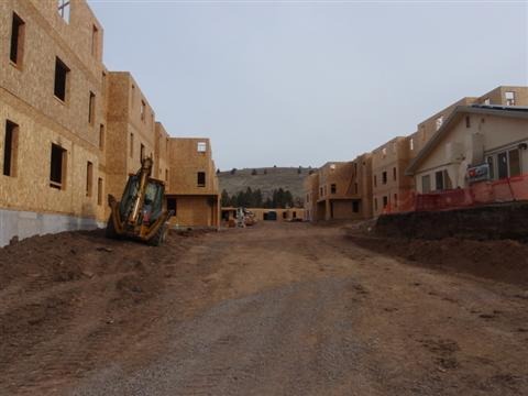 Oregon Institute of Technology - Klamath Falls, Oregon - AXIS CONSTRUCTION, INC.