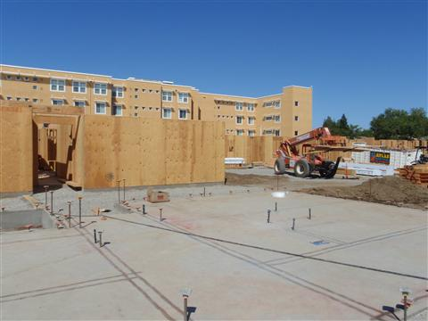 U.C. Davis Student Housing - Davis, California - BROWN CONSTRUCTION CO.