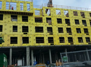 Block A Apartments - Portland, Oregon - WALSH CONSTRUCTION, CO.