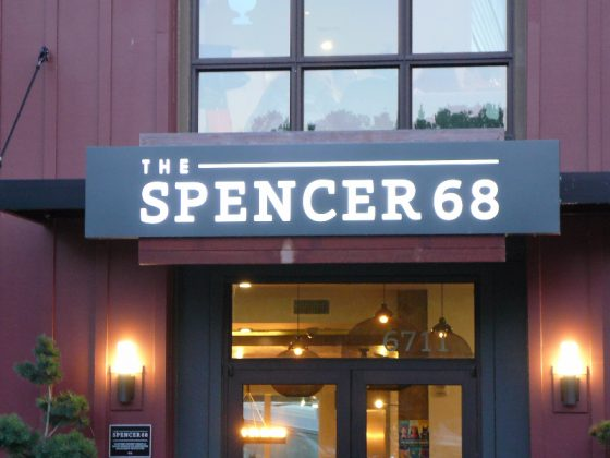 The Spencer 68